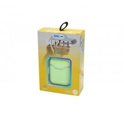 Ασύρματα ακουστικά με βάση φόρτισης  TWS  Q9L  Colored