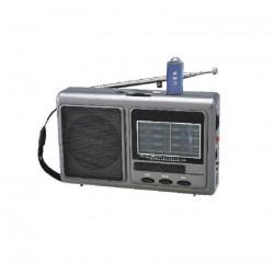 Επαναφορτιζόμενο ραδιόφωνο FP-1525