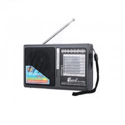 Επαναφορτιζόμενο ραδιόφωνο FP