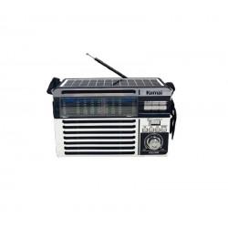 Επαναφορτιζόμενο ραδιόφωνο MD-515  Kemai