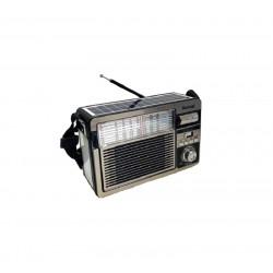 Επαναφορτιζόμενο ραδιόφωνο  MD-516 Kemai