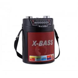 Επαναφορτιζόμενο ραδιόφωνο  XB-763 Waxiba