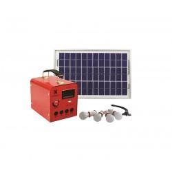 Ηλιακό σύστημα φωτισμού  Solar  5W 18V ZJLC