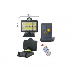 Ηλιακός προβολέας LED F160