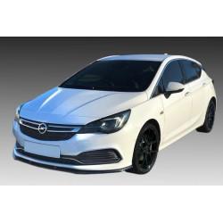 Opel Astra K Εμπρός Σπόιλερ / Spoiler