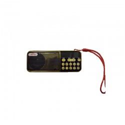 Επαναφορτιζόμενο ραδιόφωνο  M100