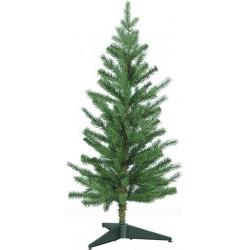 Χριστουγεννιάτικο Δέντρο Με Πλαστική Βάση 120cm