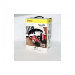 Επαναφορτιζόμενα Ασύρματα Ακουστικά Κεφαλής Bluetooth 4.2+EDR με Μικρόφωνο, SD/TF, FM Radio  Andowl QY-33