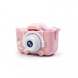 Ψηφιακή παιδική κάμερα X200 Pink