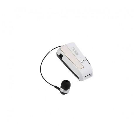 Ακουστικό Bluetooth  UK100 White