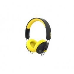 Ασύρματα ακουστικά  Headphones  A800BL  AWEI  Black/Yellow