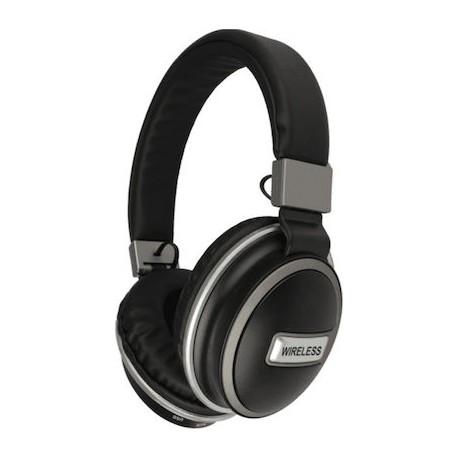 Ασύρματα ακουστικά Headphones  S60 Black