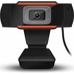 OEM Web Camera B380 HD 720P Με Ενσωματωμένο Μικρόφωνο USB 2.0/3.0 με ρυθμιζόμενο κλιπ στήριξης