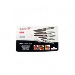 Σετ μαχαίρια κουζίνας Chef  ZP004  449093