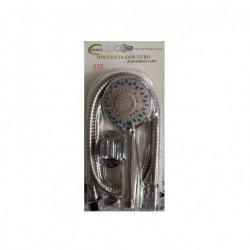 Τηλέφωνο ντους με σπιράλ και επιλογές πίεσης  675602