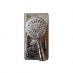 Τηλέφωνο ντους με σπιράλ και επιλογές πίεσης  880066