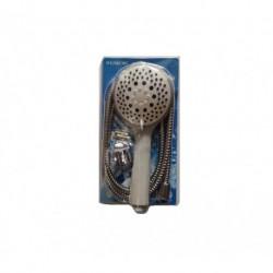 Τηλέφωνο ντους με σπιράλ και επιλογές πίεσης  880097