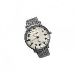 Αναλογικό ρολόι χειρός  8538  Unisex