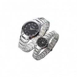 Αναλογικό ρολόι χειρός  8010G  Unisex