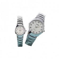 Αναλογικό ρολόι χειρός  8010L  Unisex