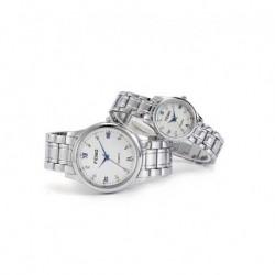 Αναλογικό ρολόι χειρός  8092L  Unisex