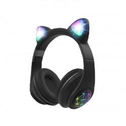 Ασύρματα ακουστικά  Cat Headphones  M2  881611  Black
