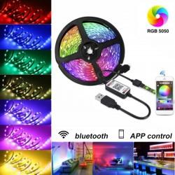 Ταινία LED SMD5050 12V RGB 5m