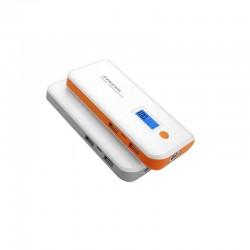 Φορητό powerbank 12800mah 2xUSB