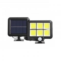 Ηλιακός προβολέας LED Solar Wall Lamp SL-F100